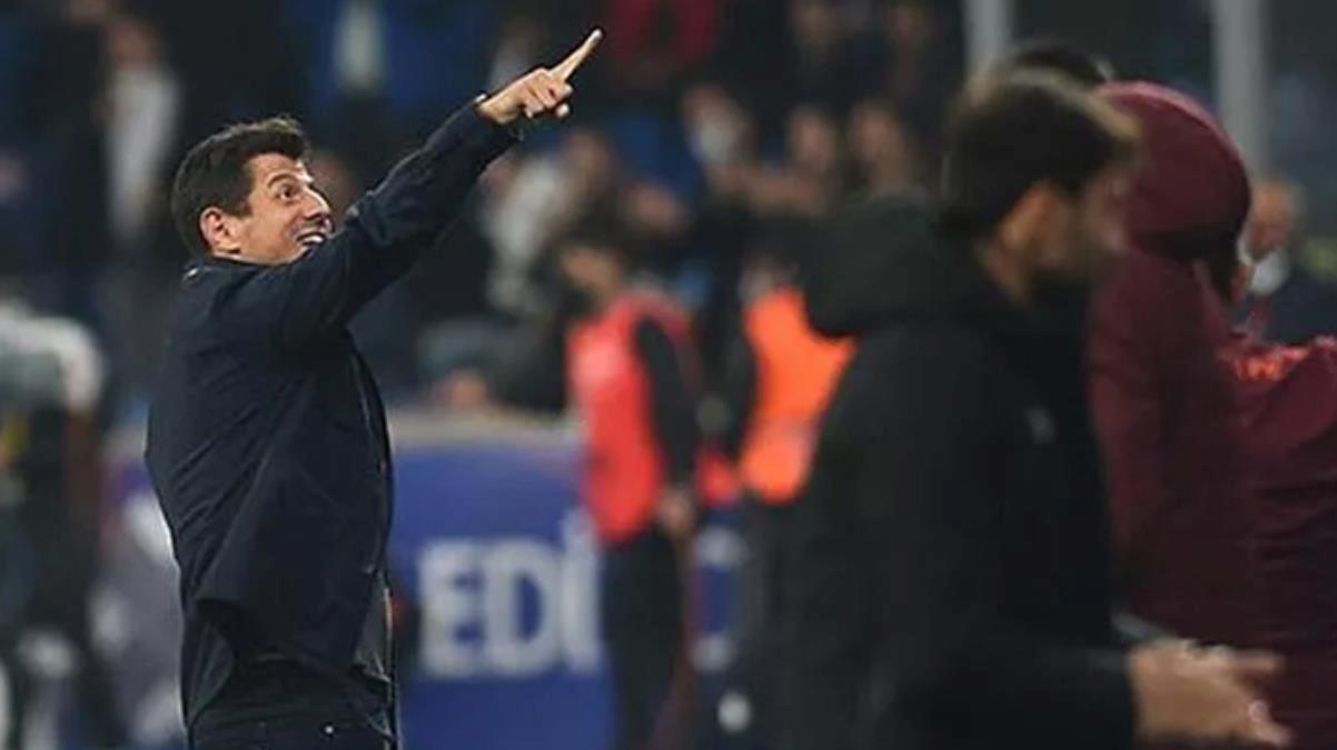 İlk maçına çıkan Emre Belözoğlu'nun gol sevinci dikkat çekti