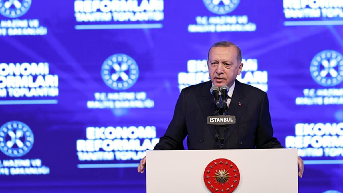 İş dünyası, Cumhurbaşkanı Erdoğan'ın açıkladığı 'ekonomi reformlarını' değerlendirdi