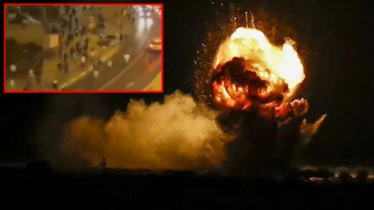 İsrail, Ramazan ayında yine Gazze'yi bombaladı! Saldırıya tepkiler çığ gibi büyüdü