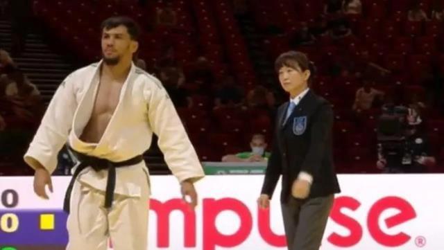 """""""İsrailli sporcuyla mindere çıkmam"""" diyen Cezayirli judocu, Tokyo Olimpiyatları'ndan çekildi"""