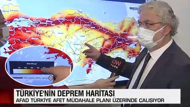 İstanbul için düğmeye basıldı! Kırmızı noktaları tek tek gösterdi