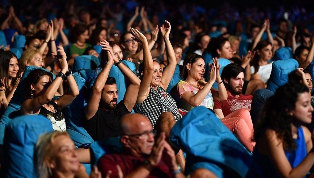 İzmir'deÇim Konserleri 29 Temmuz'da başlıyor