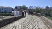 Osmanlı mirası Kambur Köprü restore ediliyor