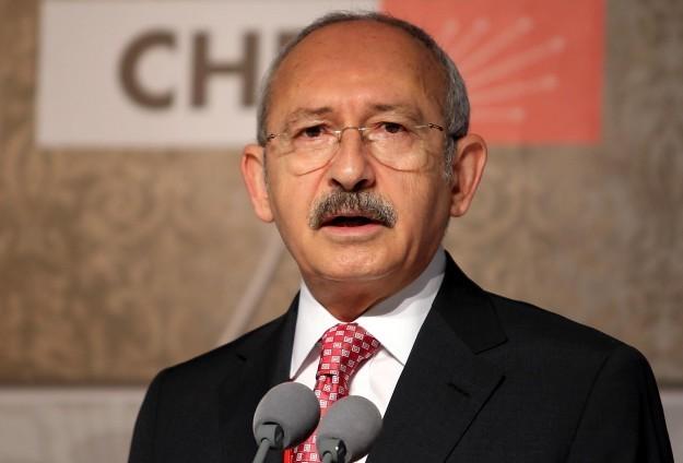 CHP Genel Başkanı Kemal Kılıçdaroğlu,RomanyaBüyükelçisi Ştefan Alexandru Tinca'yı kabul etti