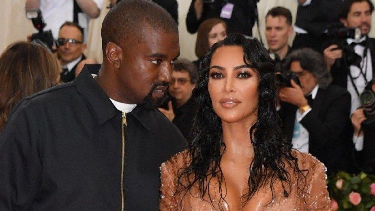 Kim Kardashian Kanye West'ten boşanma partisi için özel ada tutacak