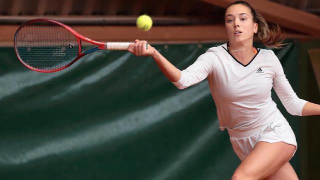 Maçı kaybeden tenisçi, kazandığı 2,25 euroluk para ödülüyle dalga geçti