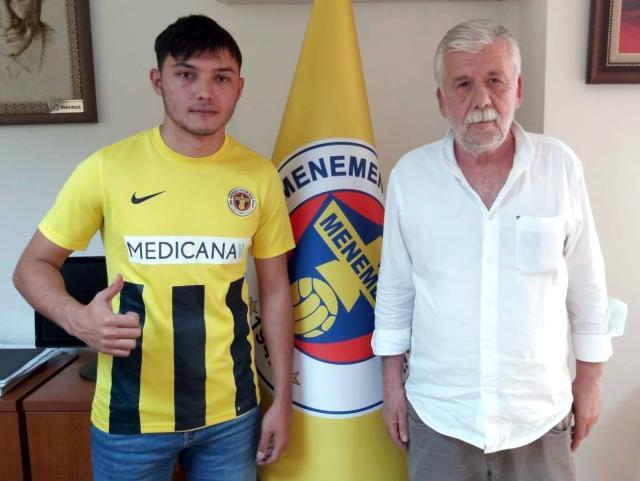 Menemenspor, Batuhan Kırdaroğlu'nu kiraladı