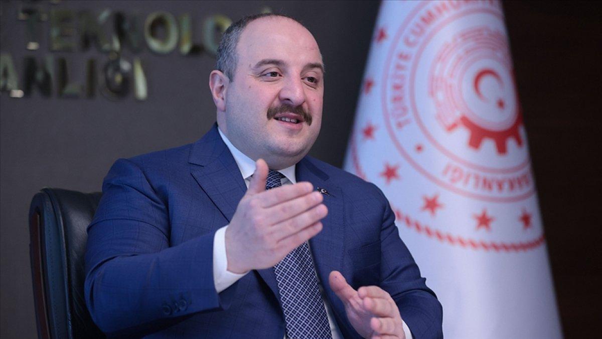 Mustafa Varank: Öncü göstergeler, imalat sanayimizin yıla güçlü başlangıç yaptığını gösteriyor