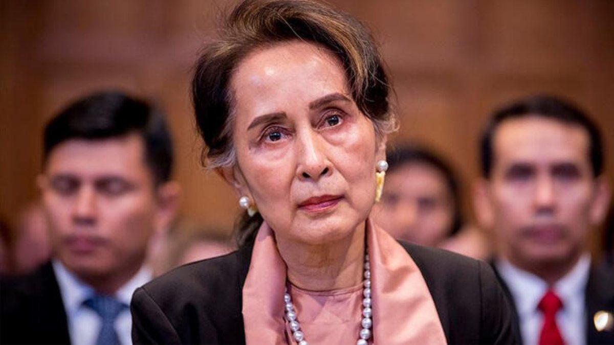 Myanmar lideri Suu Çii ve Devlet Başkanı gözaltına alındı