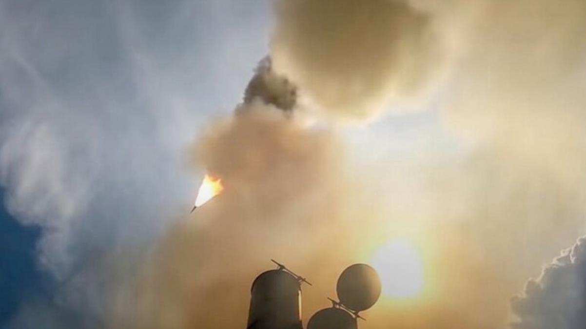 Rusya, ilk S-500 Hava Savunma Sistemi'ni aktif etti! Moskova hava sahasını koruyacak