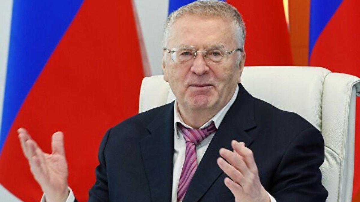 Rusya Liberal Demokrat Parti lideri: Devlet görevlisi en fazla 100 kilo olmalı