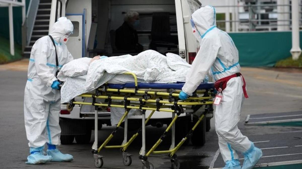Rusya'da günlük Covid-19 ölümleri ilk defa 1.000'i aştı