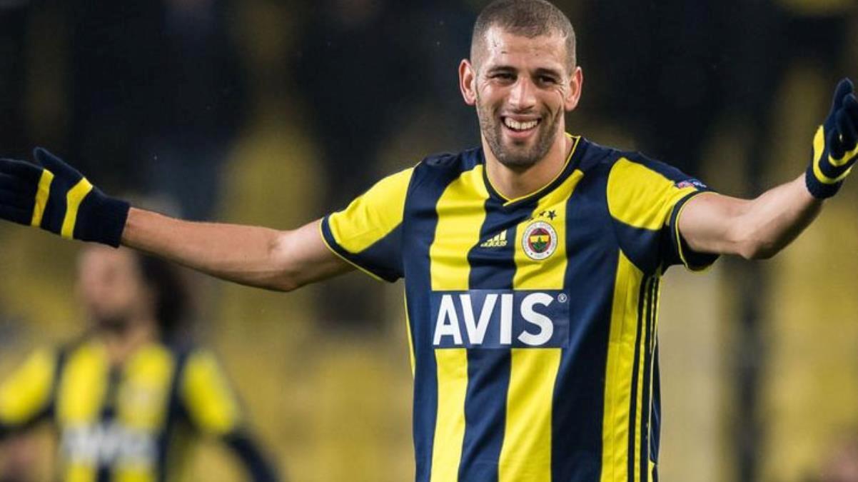Slimani, Fenerbahçe günleri hakkında konuştu: Ayrıldıktan sonra zirve yaptım ve Mourinho beni transfer etmek istedi