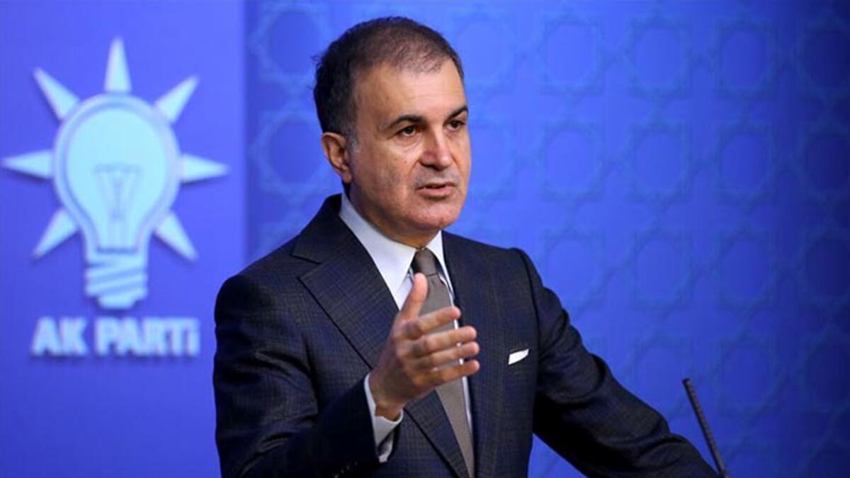 Son dakika: AK Parti Sözcüsü Çelik'ten CHP'ye tepki: Son derece saygısız ahlaki olmayan bir yaklaşım