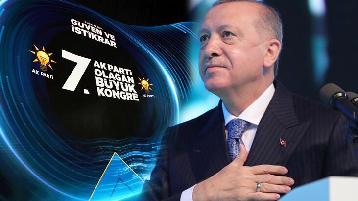 Son dakika… AK Parti'nin 2023 kadroları seçilecek