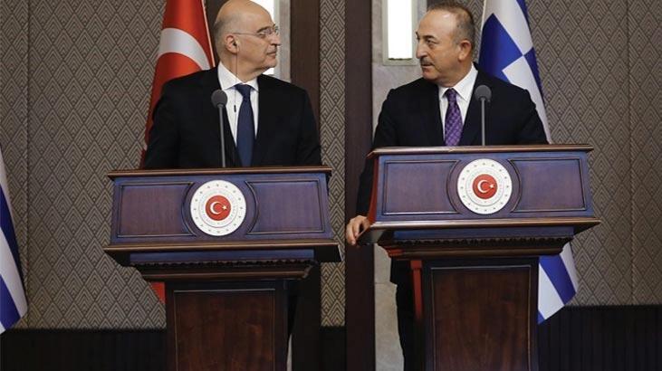 Son dakika! Çavuşoğlu'ndan 'Dendias' açıklaması: Haddini aştı gerekli cevabı verdim