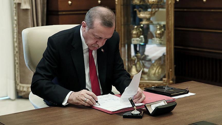 Son dakika: Cumhurbaşkanı Erdoğan imzaladı! Yeni atama kararları…