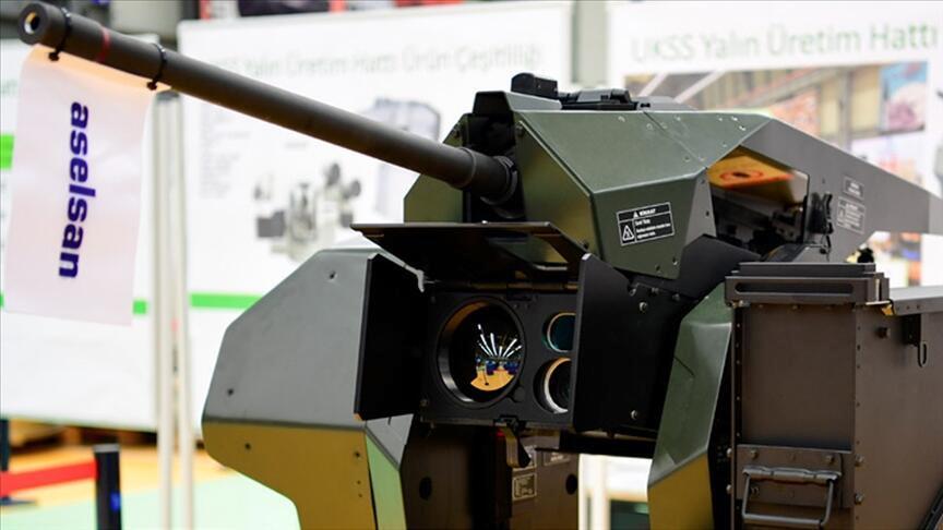 Son Dakika: Dünyada bir ilk! Türkiye lazer silahı ile fark attı…