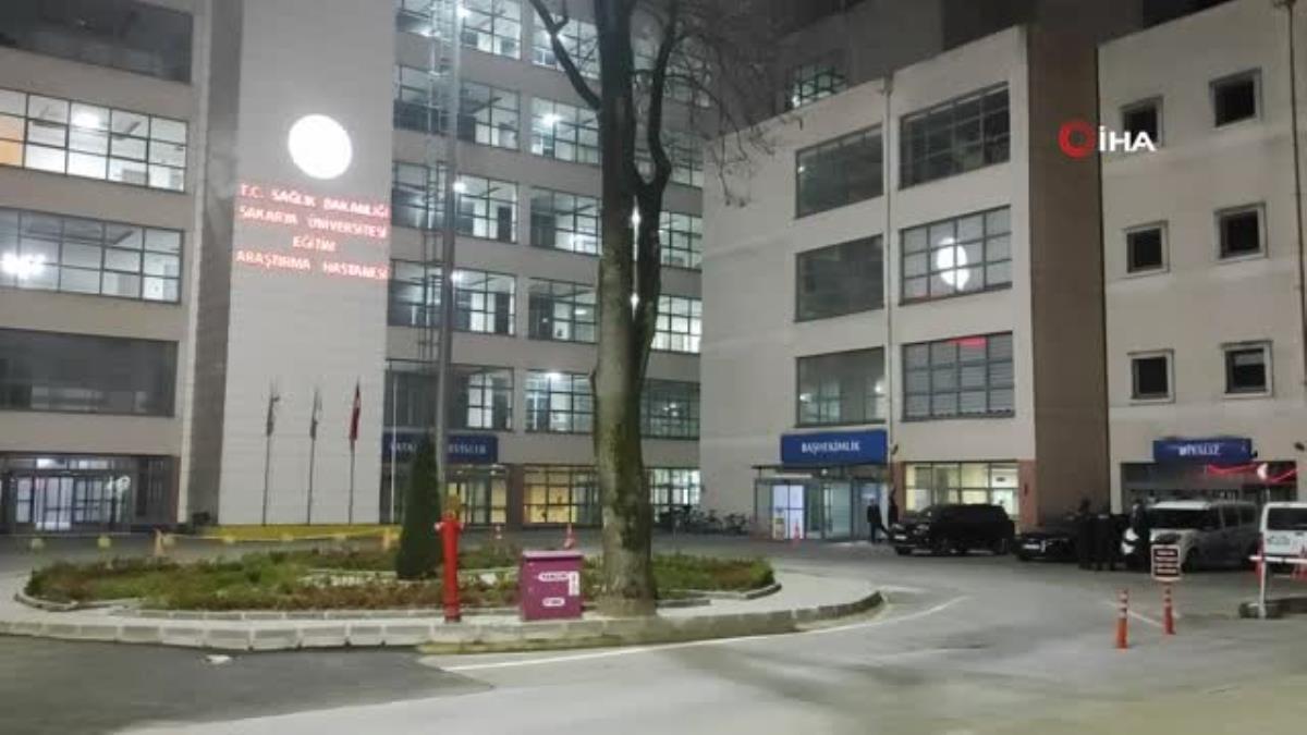 Son dakika haber: Ankara Valisi Şahin, Sakarya'da hastaneye kaldırıldı