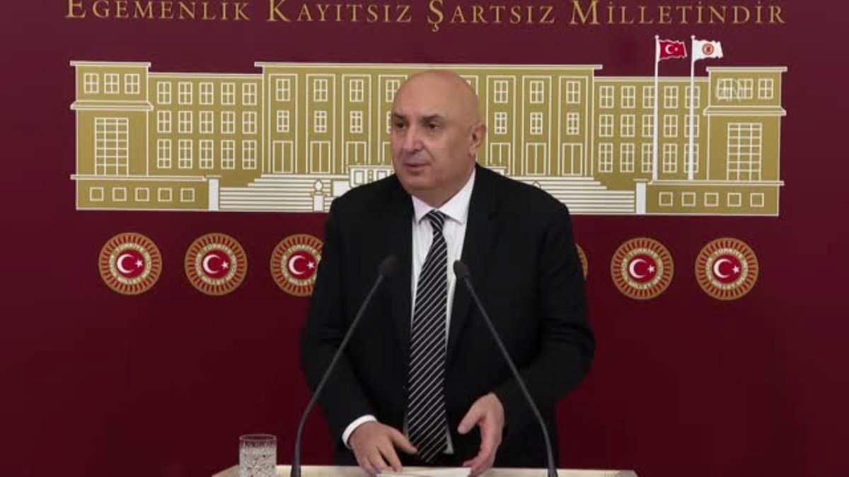 """Son dakika haberi! CHP'li Özkoç: """"Allah şahidimiz olsun ki PKK terör örgütü yaptıklarının hesabını er ya da geç ödeyecektir"""""""