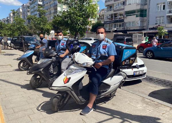 Son dakika haberi   Motosikletli kuryeleri koronavirüs değil kazalar öldürüyor