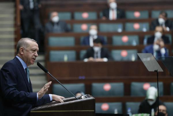 Son dakika haberleri | Cumhurbaşkanı Erdoğan: Cumhur İttifakı teröristleri inlerinde bitire bitire yoluna devam edecek