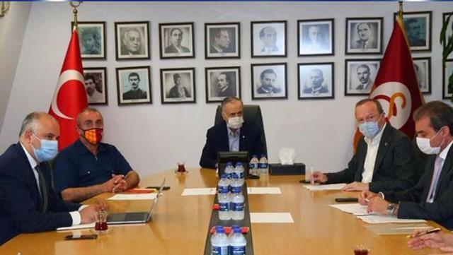 Statta olağanüstü toplanan Başkan Cengiz ve yönetimi, 'Birlik beraberlik' kararı aldı