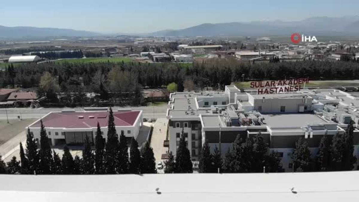 Sular Akademi Hastanesi'nin hedefi sağlık turizmi