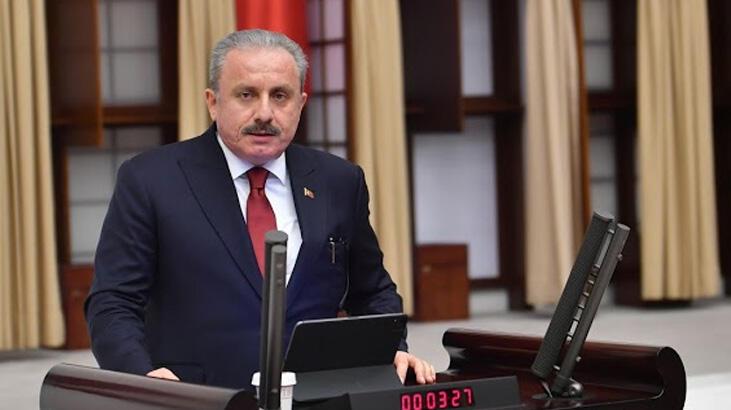 TBMM Başkanı Mustafa Şentop'tan 'aşı' açıklaması
