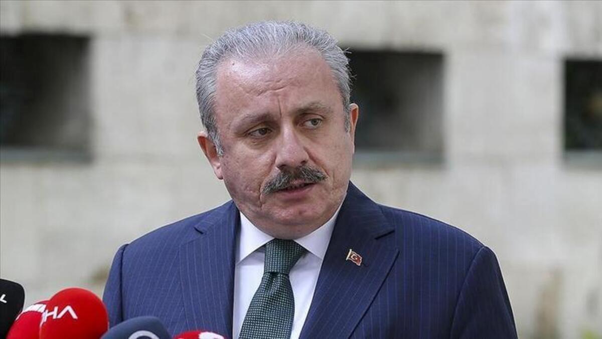 TBMM Başkanı Şentop: Kosova'nın bağımsızlığı Balkanlar'daki barış için olmazsa olmaz bir husustur