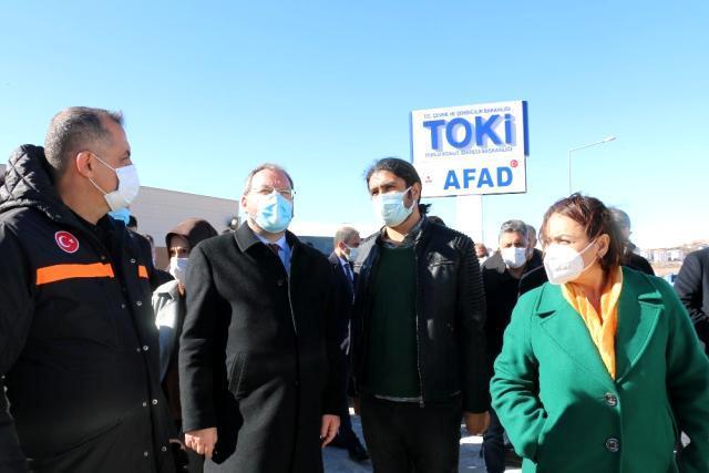 TBMM Depreme Karşı Alınabilecek Önlemleri Araştırma Komisyonu üyeleri, Elazığ'daki incelemelerini tamamladı