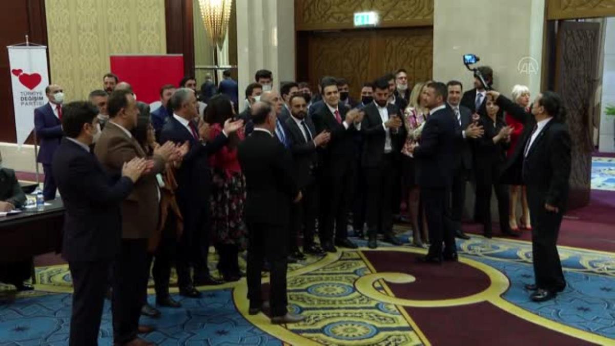 """TDP Genel Başkanı Sarıgül: """"Birbiriyle kucaklaşan, yardımlaşan bir Türkiye arzu ediyoruz"""""""