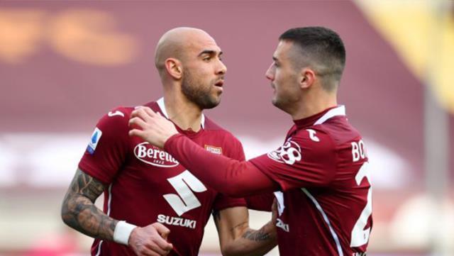 Torino'da Simone Zaza'nın gol sevinci sosyal medyada tartışma konusu oldu