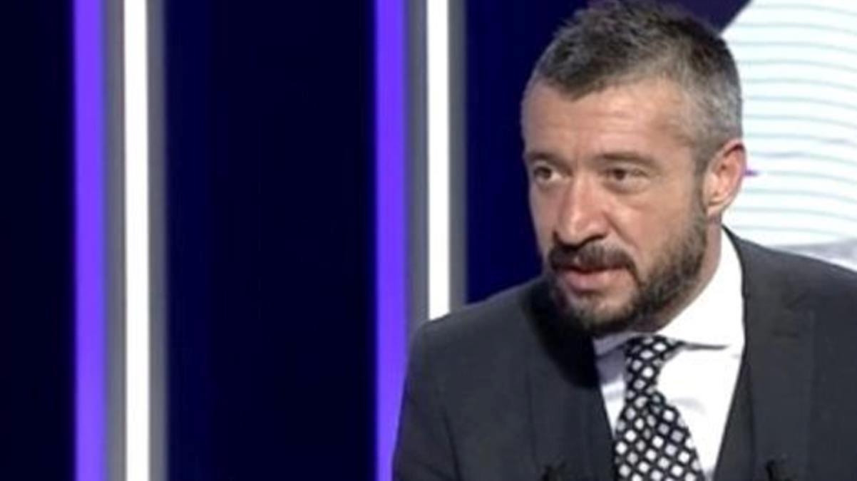 Tümer Metin, Salih Uçan'ı sert şekilde eleştirdi: Kaybolur gidersin