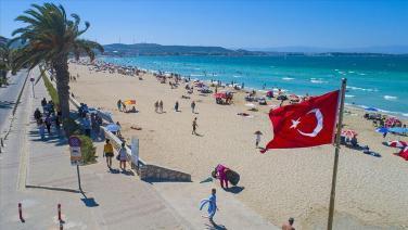 Turizmciler iç pazardaki hareketlilikle çifte 'bayram' yaşadı