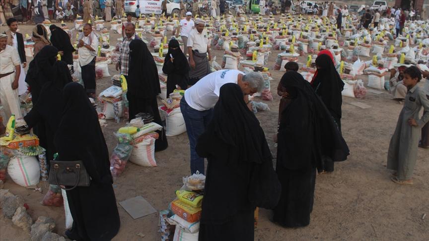 BosnaHersek, Yemen'de 2 binden fazla ramazan paketi dağıtacak
