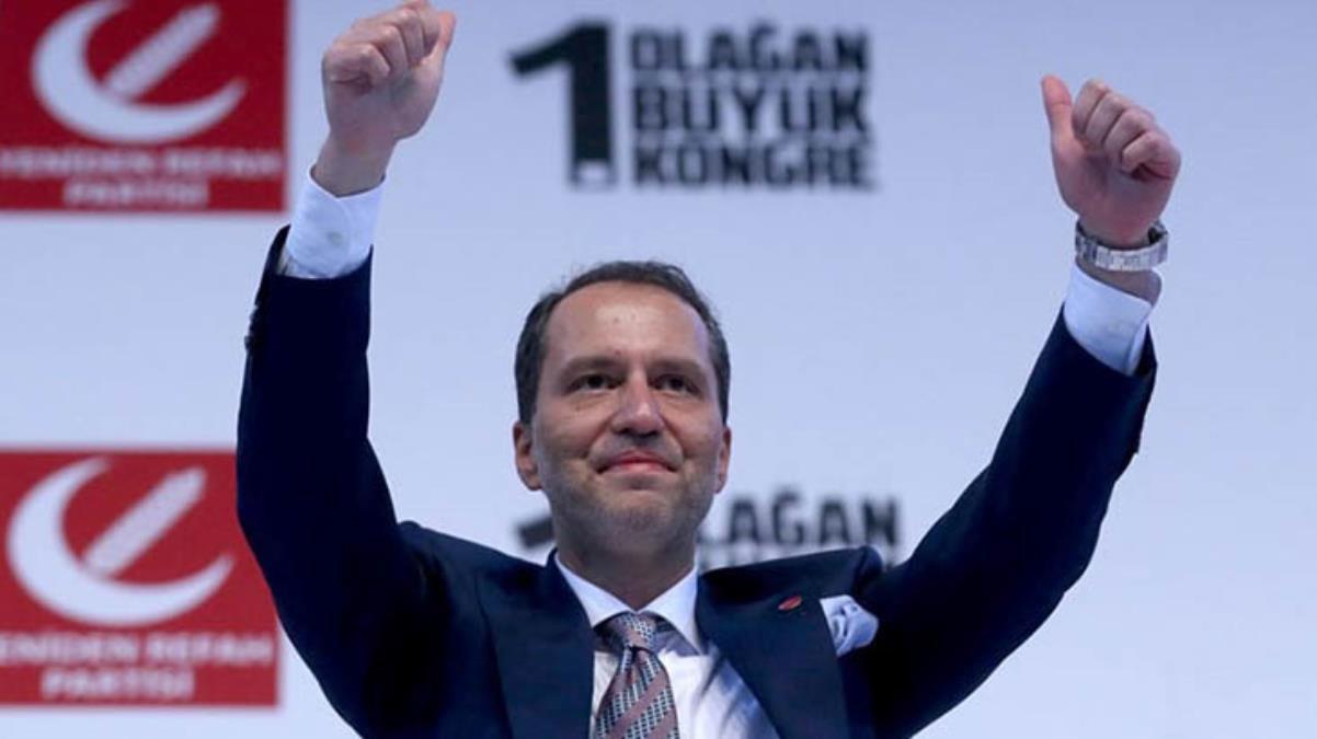 Yeniden Refah Partisi Genel Başkanı Fatih Erbakan: HDP'nin kapatılmasını doğru bulmuyoruz