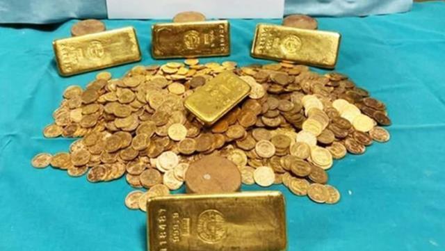 Yenilemek için satın aldıkları evdeki reçel kavanozlarından altın fışkırdı! Değeri yaklaşık 7 milyon TL