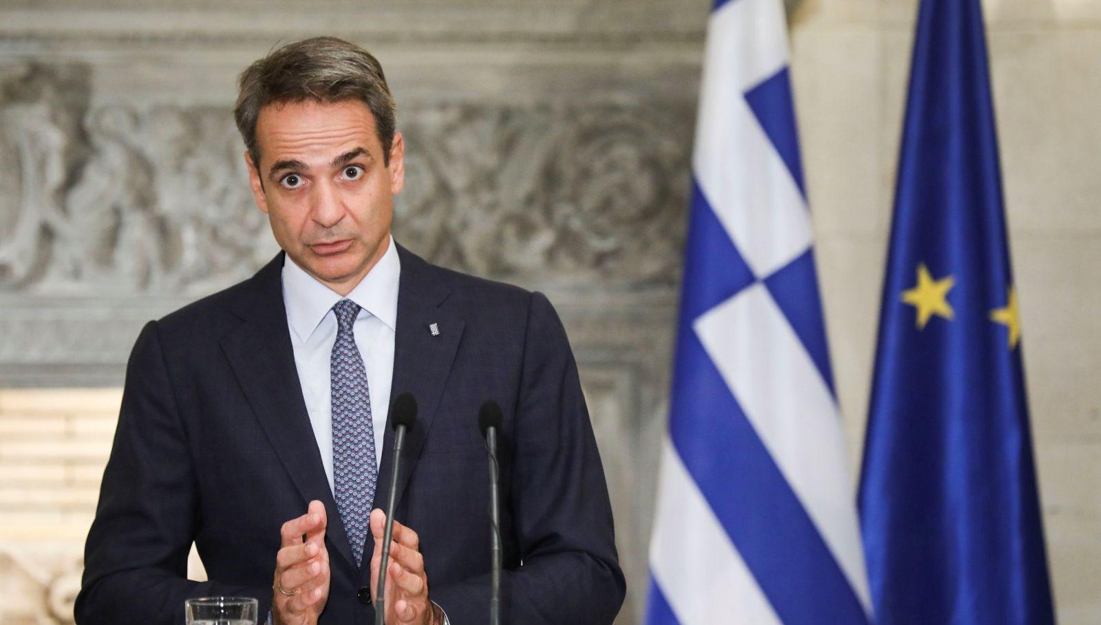 Miçotakis, Türkiye ile iş birliği arayışını sürdüreceğini söyledi