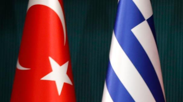Yunanistan'la istikşafi görüşmeler bugün başlıyor