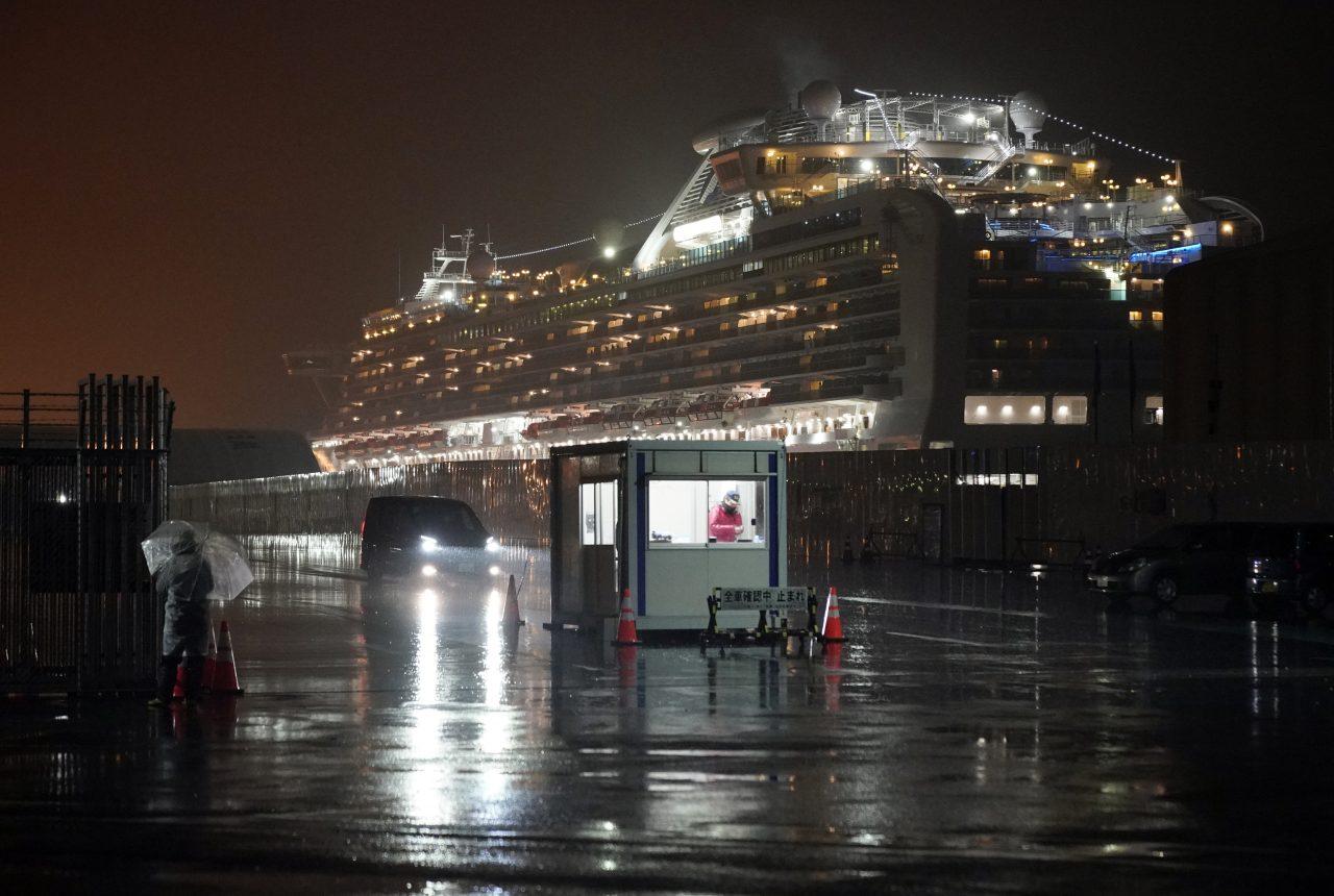 Coronavirus Traps Balkan Citizens on Cruise Ship in Japan | Balkan ...