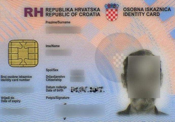 Mijenja se lična karta, na prednju stranu će se dodati važan ...