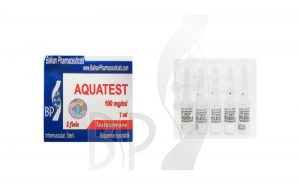 Aquatest by Balkan Pharmaceuticals