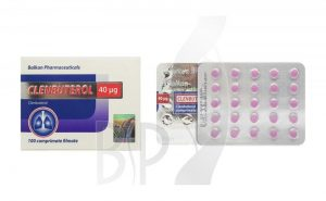 Clenbuterol by Balkan Pharmaceuticals