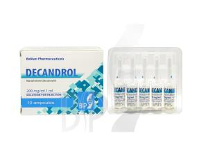 Decandrol by Balkan Pharmaceuticals