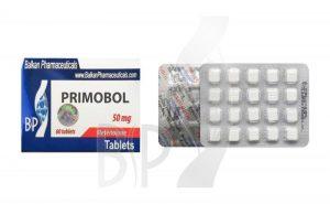 Primobol Tab by Balkan Pharmaceuticals