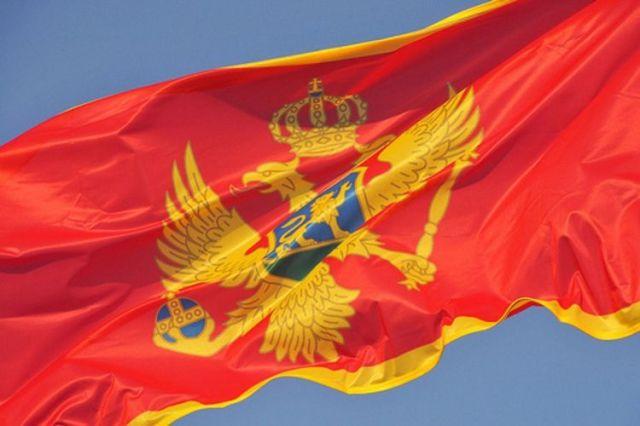 Флаг Черногории. Фото: Vijesti