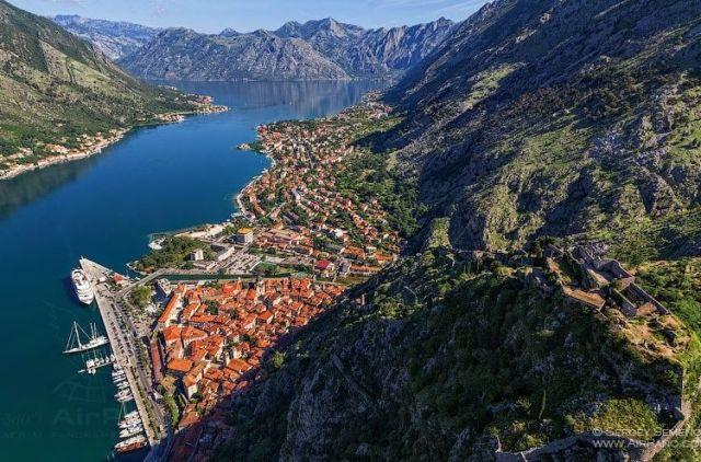 Котор. Фото: Airpano.com