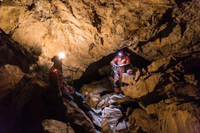 Рударская пещера. Фото: Cdm.me