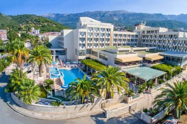 Отель Mediteran в Бечичи. Фото: Facebook, Hotel & Resort Mediteran